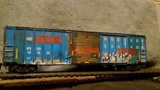HO BOX CAR ATHERAN RH ATLAS WALTHERS INTERMOUNTAIN EXACTRAIL FVM WSOR WEATHERED