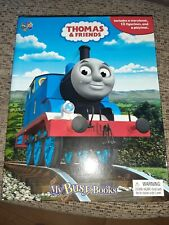 My Busy Book Thomas & Friends. New & complete. Cake topper, Christmas gift.
