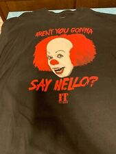It Movie T Shirt 2XL