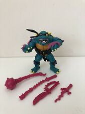 Vintage TMNT Teenage Mutant Ninja Turtles 1990 Slash Complete