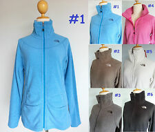 *NWT The North Face Narilla Full Zip Jacket Soft Fleece Top Women Multi-Color M