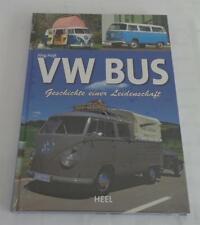 """Libro Ilustrado: VW Bus T1+T2 / Transportador"""" Historia Uno Pasión"""""""