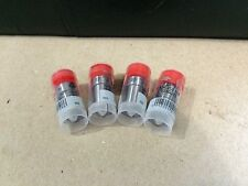 4 Bosch Diesel Injection Nozzles DN 0 SD 265 for Mercedez-Benz, SSANGYONG...