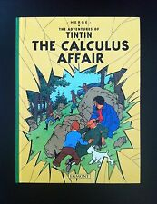 HERGE * TINTIN * L'AFFAIRE TOURNESOL * THE CALCULUS AFFAIR * EGMONT 2011