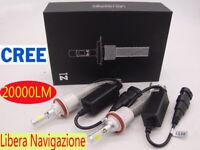 H7 H1 H4 H11 LED Headlight CREE Luce Lampada KIT 20000LM HID Xenon Fari Auto Car