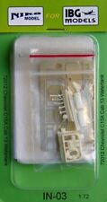 IBG 1/72 Chevrolet C15A TAXI 13 Watertank Detallando Set #in03