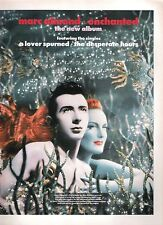 MARC ALMOND (Soft Cell) Enchanted UK magazine ADVERT/Poster/clipping 11x8 inches