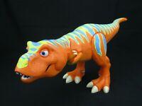 "Dinosaur Train Boris 24"" Talking Interactive T-Rex  Jim Henson PBS Kids 2010"