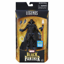 "BLACK PANTHER ( 6"" ) HTF 2016 MARVEL LEGENDS ( WALMART EXCLUSIVE ) ACTION FIGURE"