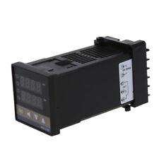 LED Thermostat Regulateur Temperature Numerique SSR Double Affichage F/C PI K7Q9