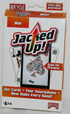 Bicycle Jacked Up War Playing Cards Game NEW Smartphone App Download