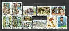 GUINEA ECUATORIAL. Año: 1988/9. Tema: TEMAS VARIOS. TIPOS DIVERSOS.