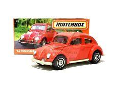 Matchbox Power Grabs Volkswagen Beetle