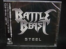 BATTLE BEAST Steel + 1 JAPAN CD Brymir For The Imperium Rajavyohyke Baton Rouge