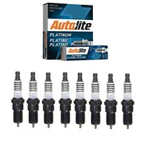 8 x SPARK PLUGS - AUTOLITE PLATINUM AP104 - LINCOLN NAVIGATOR 5.4L V8 1999-2004