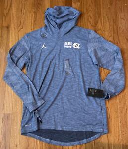 Men's North Carolina Tar Heels UNC Nike Sideline Slub Performance Hoodie Large