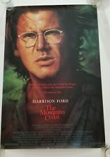 Vintage 1986 THE MOSQUITO COAST  Original Rolled One-Sheet Poster Harrison Ford