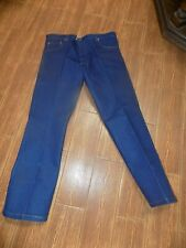 NEW Levi's Men's 517 Jeans Blue Boot Cut Size 40 X 32 NEW   USA