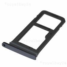 Original Galaxy S7 edge SIM-Halter schwarz-Grau G935F microSD Slot Black Tray