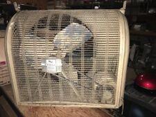 Vintage Homart Cooler  Window Industrial Shop Fan Sears & Roebuck