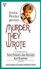 Murder, They Wrote by Laurence, Janet, Daheim, Mary, Dentinger, Jane, Millhiser