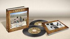 Crosby, Stills, Nash & Young CSNY 1974 (Pure Audio Blu-Ray/DVD PAL, DVD, Blu-ray