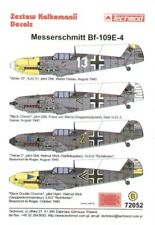 Techmod 1/72 Messerschmitt BF 109E-4 # 72052