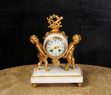 Marble/Stone French Striking/Repeating Antique Clocks
