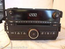 07 08 2007-2008 Suzuki Grand Vitara XL7 Am Fm Radio Cd Player 15211251 NC89136