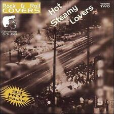 Rock and Roll Covers * Hot Steamy Lovers Vol2 (Collectors) CD 33 Trk Larry Gents