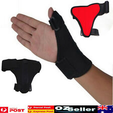 Medical Thumb Stabilizer Wrist Splint Brace Support Sprain Arthritis Pain Sport