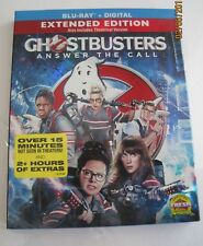 Ghostbusters: Answer the Call (Blu-ray Disc, 2016) + Ultraviolet Digital  HD