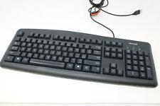 Microsoft Wired Keyboard 200 USB Black (English Layout)