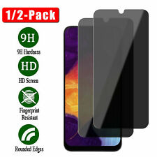 For Samsung Galaxy A20 A50 A51 4G A20s Privacy Anti-Spy Glass Screen Protector