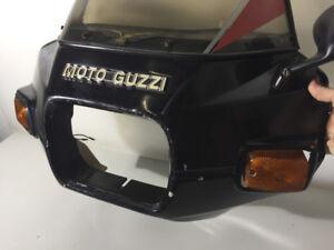MOTO GUZZI LEMANS HEADLIGHT FAIRING COWL & SCREEN