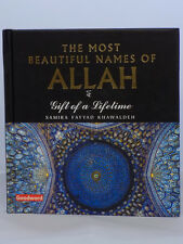 The Most Beautiful Names of ALLAH Gift of a Lifetime Muslim Islamic Books