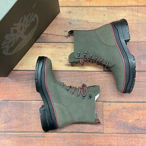 Timberland Women's Malynn EK+ Waterproof Mid Nubuck Boots A2F75