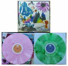 Sylvan Esso WITH Exclusive Mint Green / Blood Orange Swirl Colored 2x Vinyl LP
