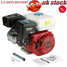 6.5hp 163cc Air Cooled 4 Stroke OHV Petrol Engine Rotavator Single Cylinder UK