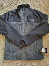 THE NORTH FACE JACKET BARNEY'S NEW YORK WOOL BLACK TNF LARGE MSRP $525 TNF