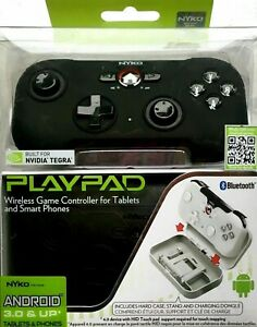Nyko PlayPad Wireless Game Controller Brand New Fast Shipping