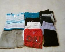 girls size 10 12 clothes lot back to school