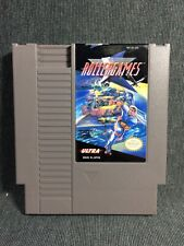 RollerGames Original Nintendo NES Game Cart Only NTSC (used) Free Ship