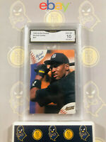 1994 Action Packed Michael Jordan #23 Rookie - 10 GEM MINT GMA Graded Baseball