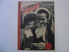 1943 WWII revue de propagande militaria n° 2 de septembre French issue