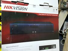Hikvision Ds-9516Ni-S 16Ch Channel Nvr 16 Network Video Recorder 8 Sata