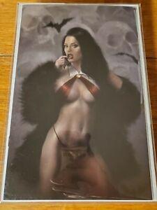 Vampirella #1 Exclusive Carla Cohen Midtown Virgin Variant (Dynamite 2019) VFNM