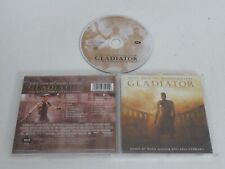 GLADIATOR/SOUNDTRACK/HANS ZIMMER LISA GERRARD(DECCA 467 094-2)CD ALBUM