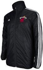 "Miami Heat Adidas NBA ""Crazy"" Lightweight Premium Performance Jacket"
