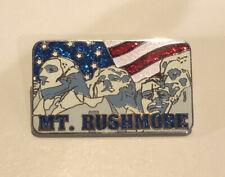 Mt. Rushmore Souvenir Lapel Pin